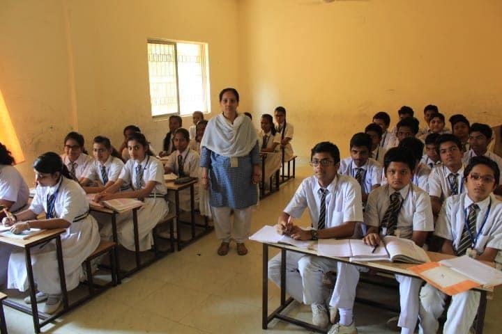 Young Phoenix Public School-Classroom