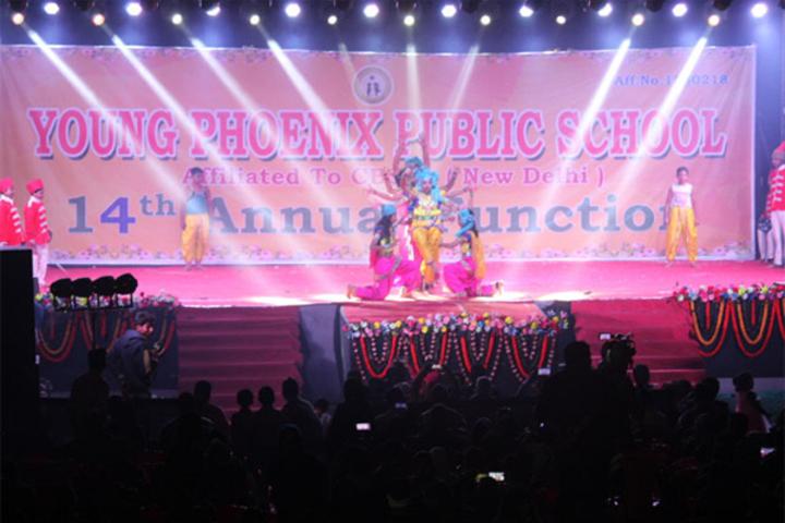 Young Phoenix Public School-Cultural Events