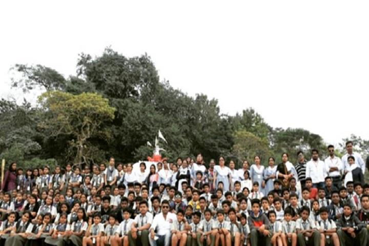 Young Phoenix Public School-Group Photo