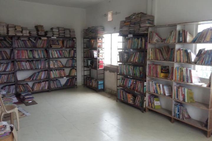 Young Phoenix Public School-Library