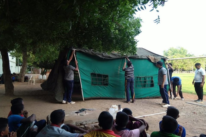 Achariya Bala Siksha Mandir-Combined Annual Training Camp