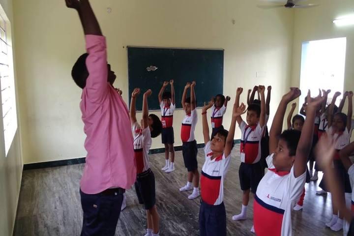 Achariya Bala Siksha Mandir-Excercise Class