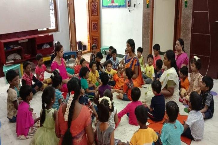 Achariya Bala Siksha Mandir-Meditation Class