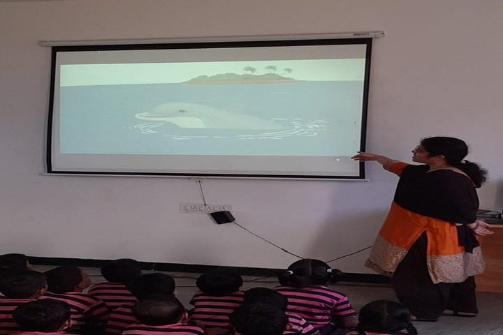 Achariya Bala Siksha Mandir-Smart Class For Primary Class