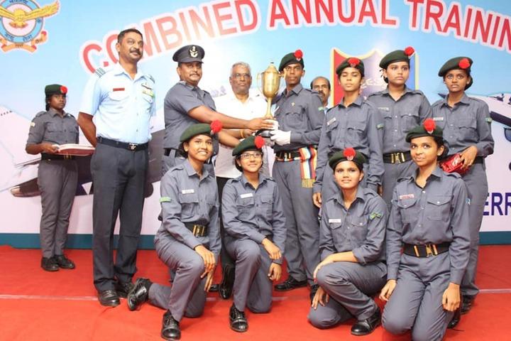 Aditya Vidyashram-Combined Annual Training