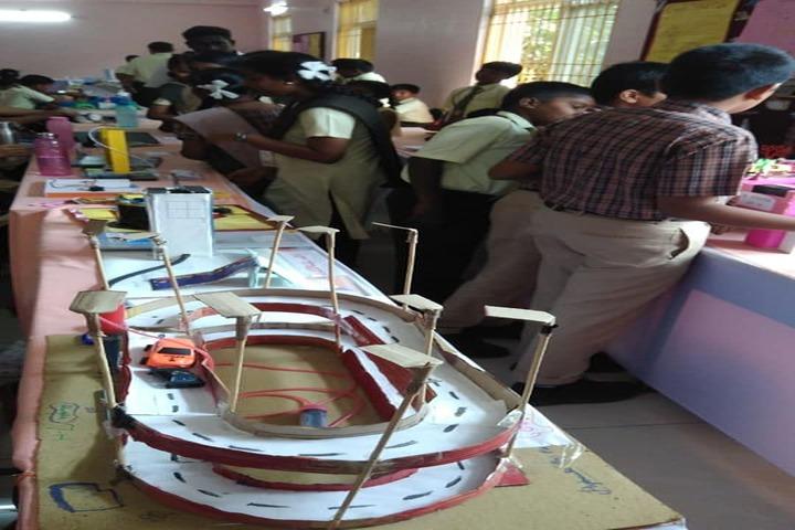 Aditya Vidyashram-Exhibition
