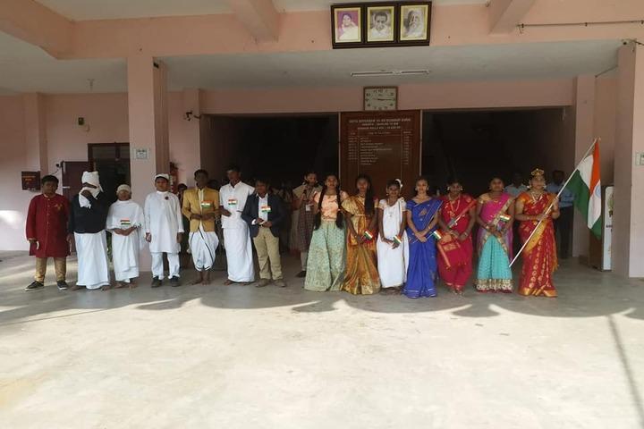 Aditya Vidyashram-Independence Day Drama