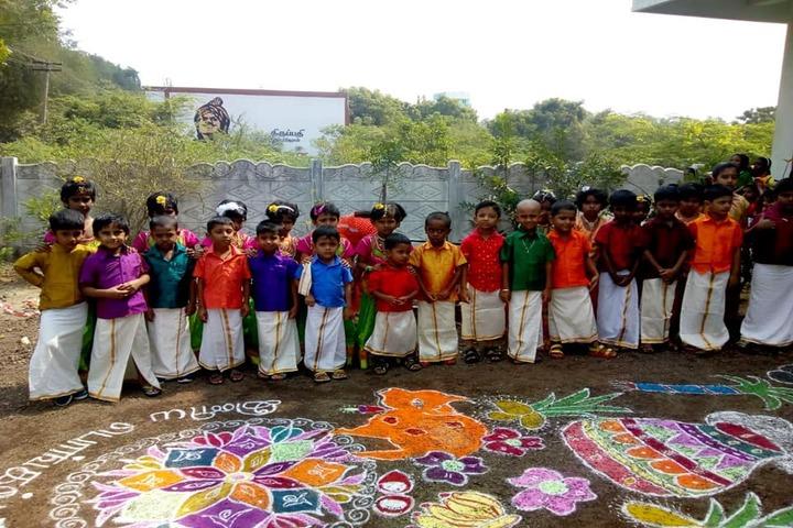 Aditya Vidyashram-Pongal Celebration