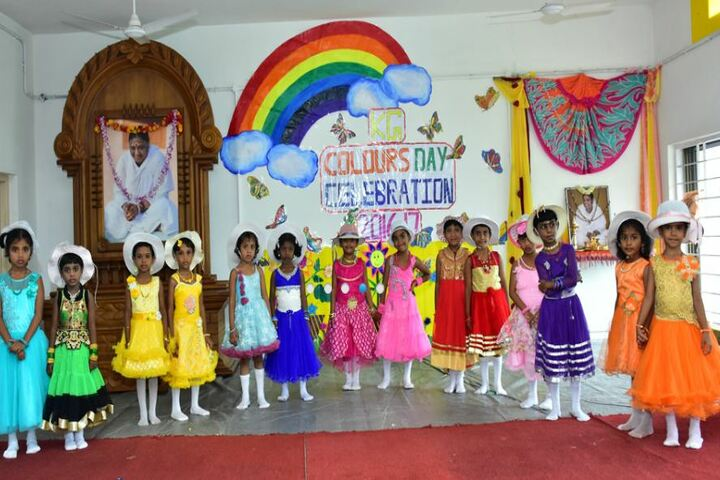 Amrita Vidyalayam-Colours Day Celebration