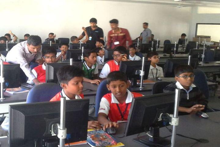 Good Shephered English School-Computer Lab