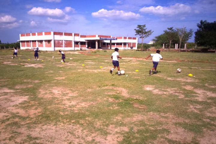 Good Shephered English School-Play Ground