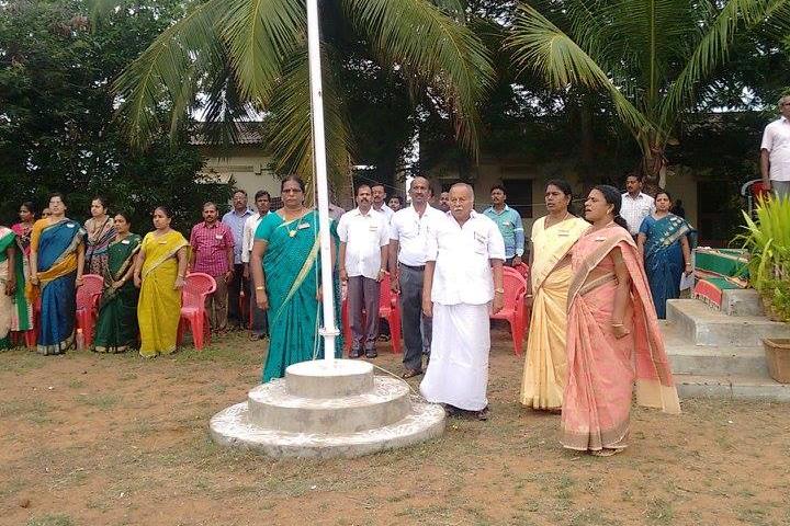 Jawahar Navodaya Vidyalaya-Independance Day Celebration