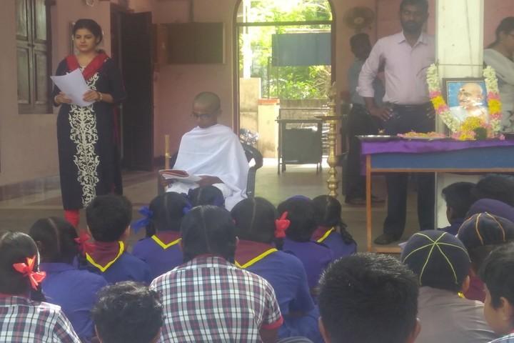 Kendriya Vidyalaya-Celebration Of Gandhi Jayanti