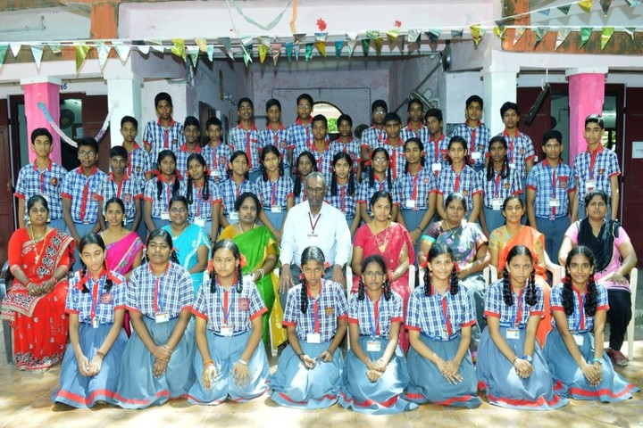 Kendriya Vidyalaya-Class Photo
