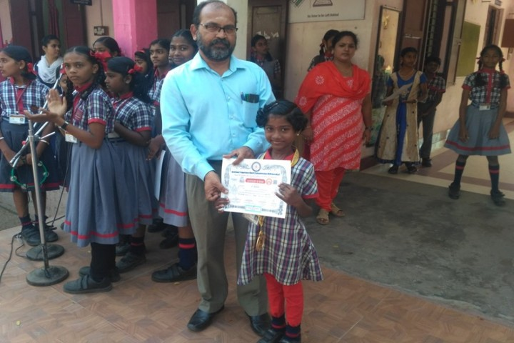 Kendriya Vidyalaya-International Math Olympiad