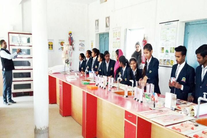 Gurukul-Biology-Lab
