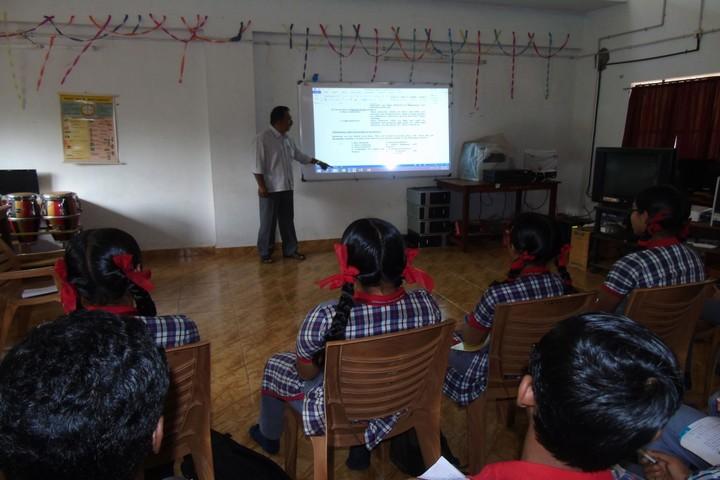 Kendriya Vidyalaya-Digital Class Room