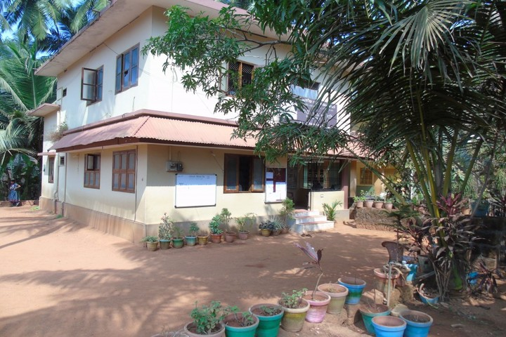 Kendriya Vidyalaya-Front View