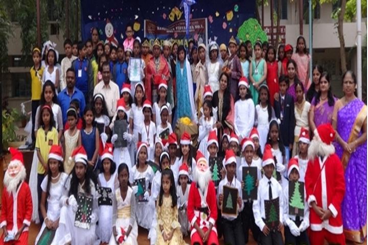 Kendriya Vidyalaya No 1-Chrismas Celebration