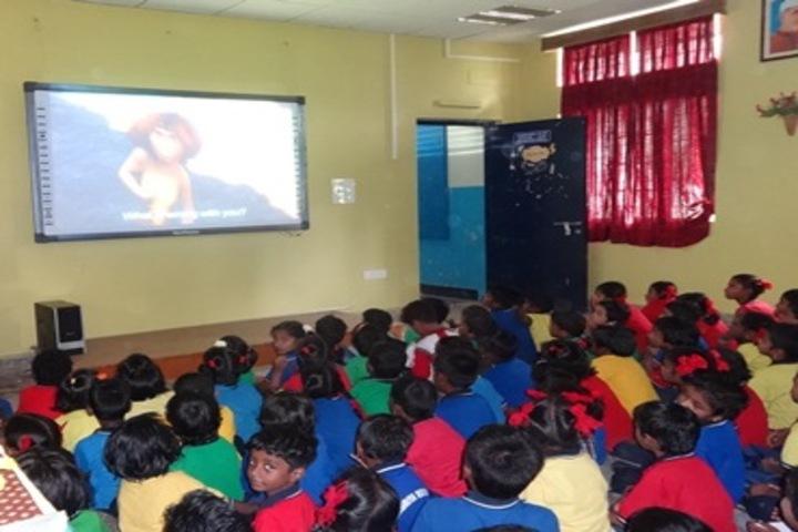Kendriya Vidyalaya No 1-Digital Class