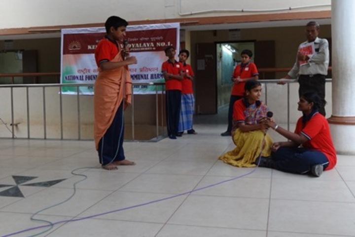 Kendriya Vidyalaya No 1-Drama Competition