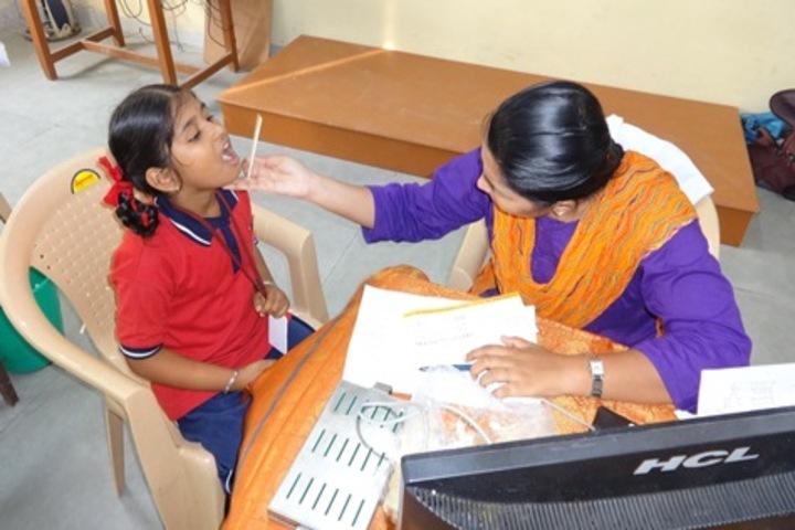 Kendriya Vidyalaya No 1-Medical Checkup