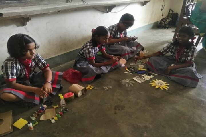 Kendriya Vidyalaya No 2-Art And Craft
