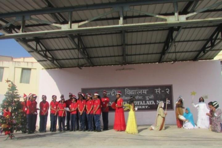 Kendriya Vidyalaya No 2-Chrismas Celebration