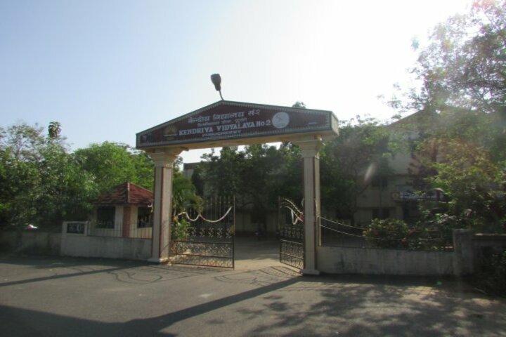 Kendriya Vidyalaya No 2-Entrance