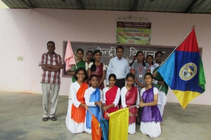 Kendriya Vidyalaya No 2-Foundation Day Celebration