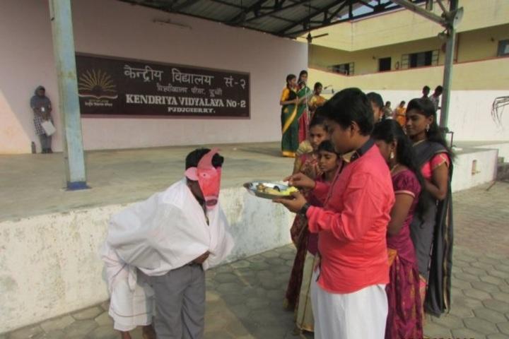 Kendriya Vidyalaya No 2-Pongal Celebration