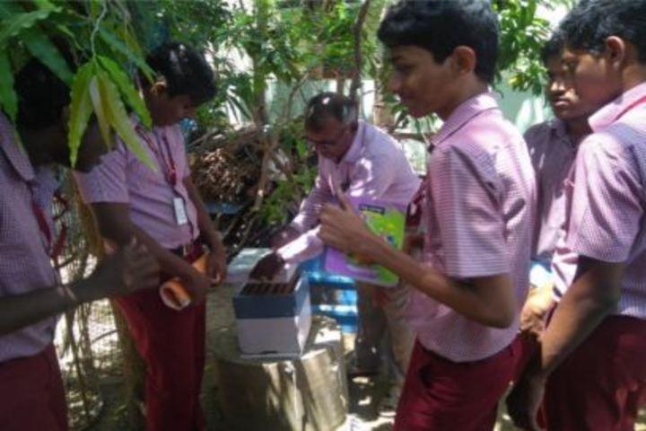 ONGC Public School-Field Trip