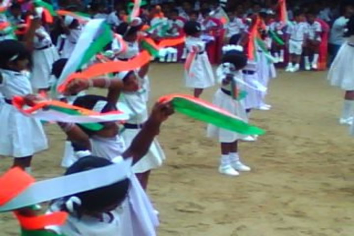 ONGC Public School-Independence Day
