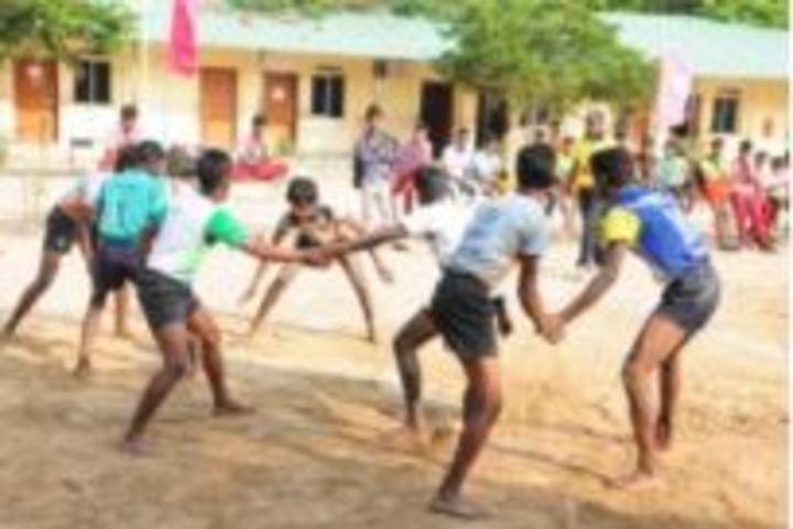 ONGC Public School-Kabaddi