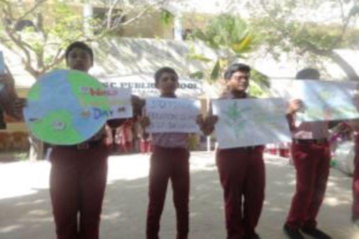 ONGC Public School-World Environment Day