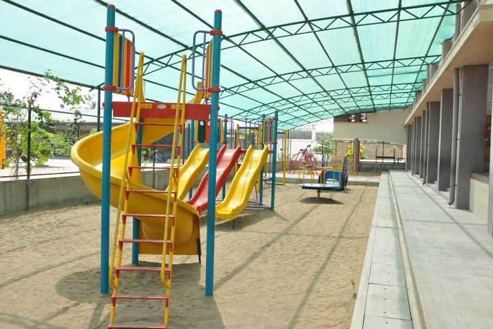St Joseph Of Cluny School Cbse - Play Area