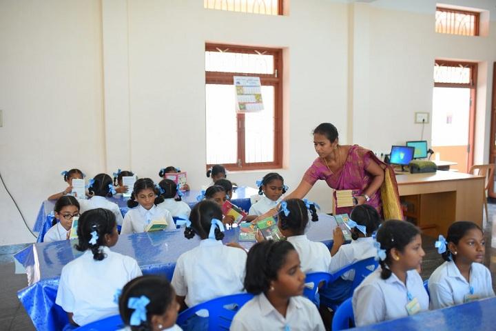 St Joseph of Cluny School-CBSE- Reading Room