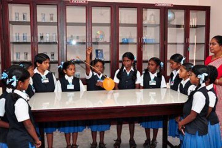 St Joseph of Cluny School-CBSE- Science Lab