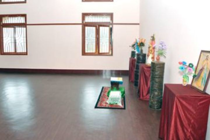St Joseph of Cluny School-CBSE-Prayer Hall