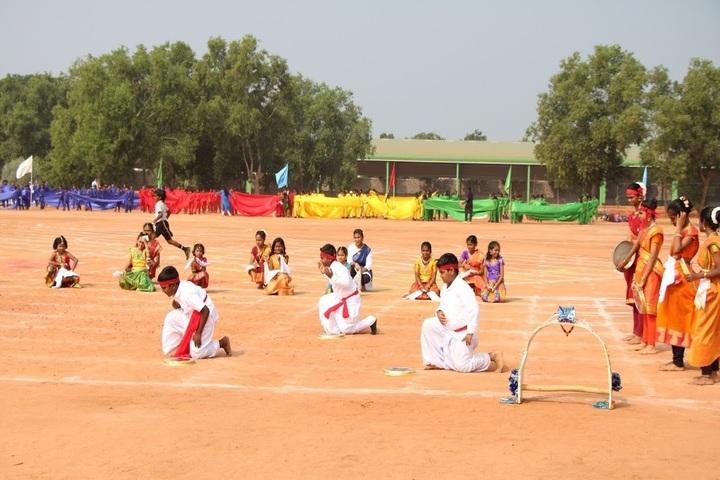 The Study School-Annual Sports Meet Dance
