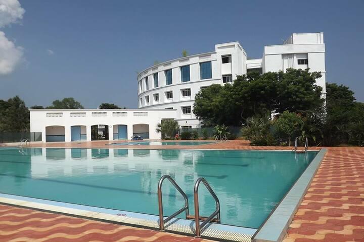 The Study School-Swimming Pool