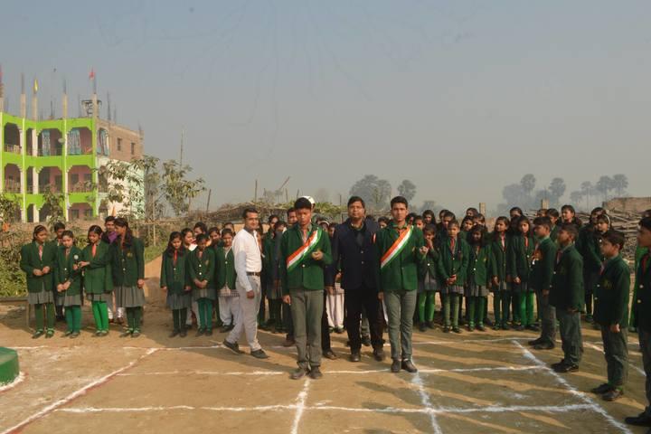 Gurukul Senior Secondary School-Independence Day Celebrations