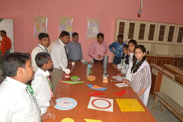 Gurukul Senior Secondary School-Maths Lab