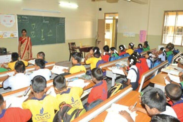 Vaasavi International School-Class Room