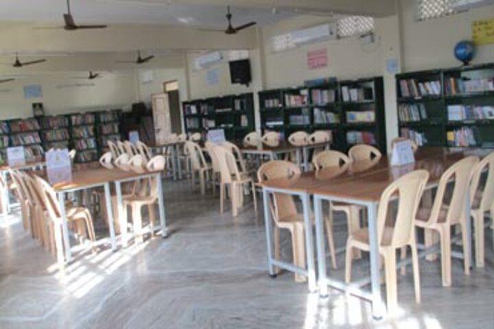 Vaasavi International School-Library
