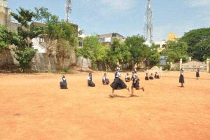 Vaasavi International School-Play Ground
