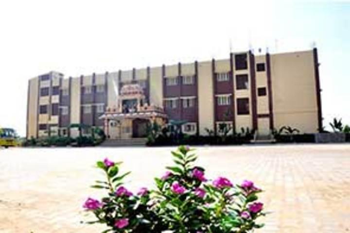 Vivekanandha School-Campus