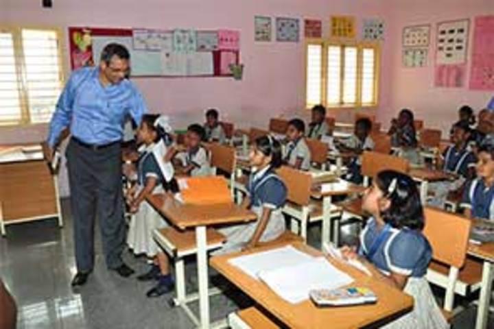 Vivekanandha School-Class Room