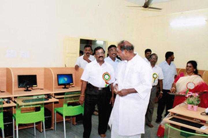 Vivekanandha School-Computer Lab