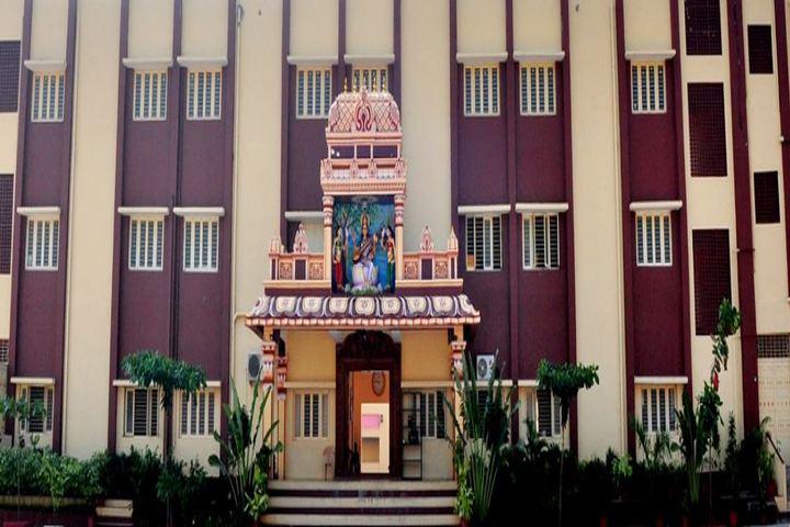 Vivekanandha School-Entrance